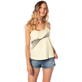 Rip Curl Harlow Singlet Dames, wax yellow